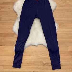 Helly Hansen Baselayer Winter Pants, Navy Blue